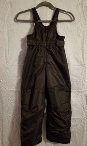 Kids Cat&Jack Snow pants sz 5T Color blk like New